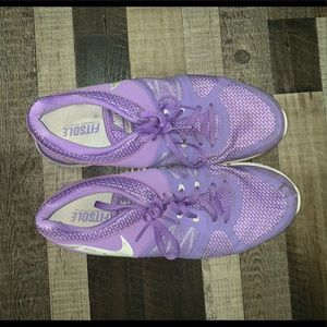 Women's Purple Nike's